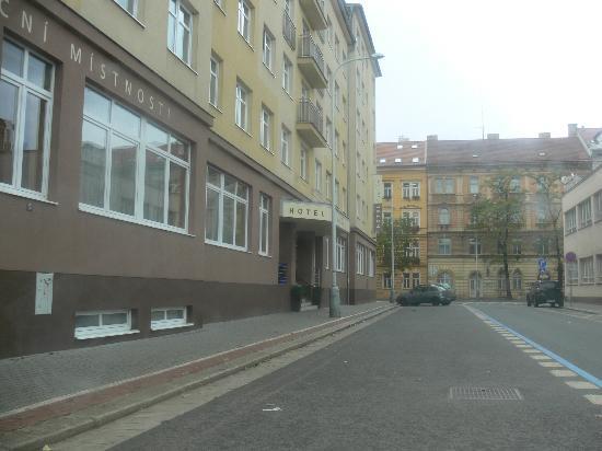Extol Inn: devanture