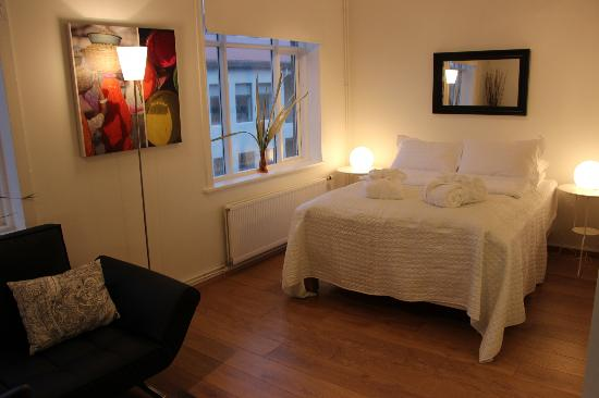 Rey Apartments Hotel: Chambre