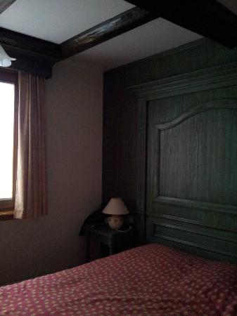 Hostellerie La Charrue: La chambre