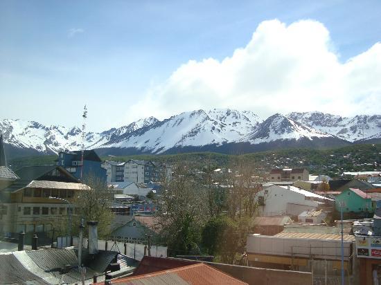 Cilene del Faro Suites & Spa : Vista do nosso apartamento