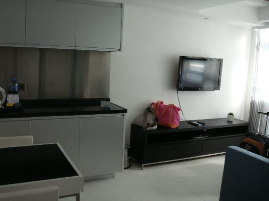 Hotel LBP: living room