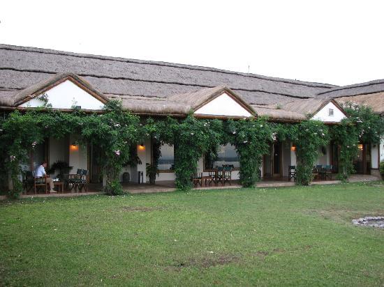 Mweya Safari Lodge   Uganda   Africa Sky