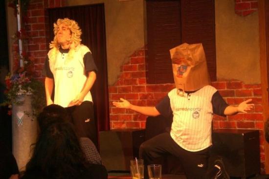 ComedySportz: Totally family friendly