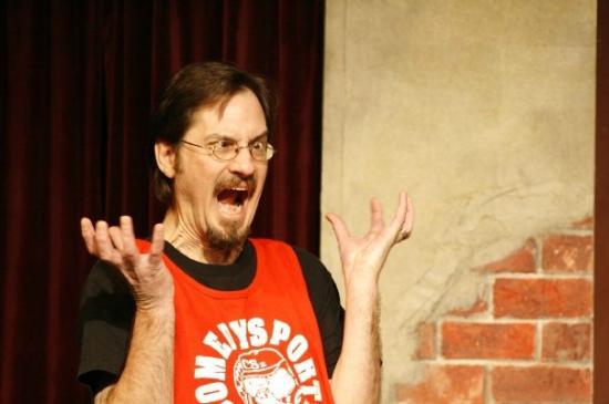 ComedySportz: High Energy