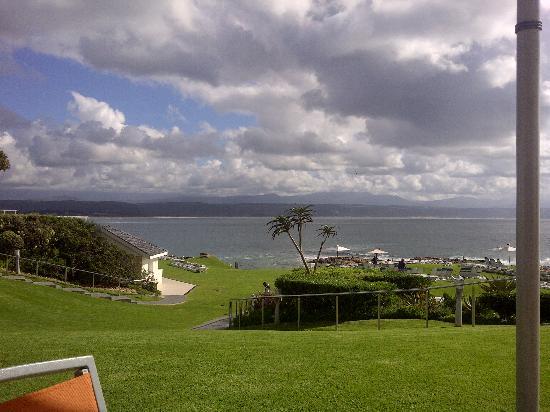 Beacon Island Resort: the view