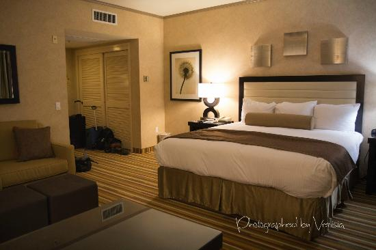 Flamingo Conference Resort & Spa: Executive king room