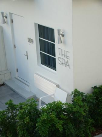 The Spa - The Aqua Hotel