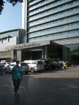 Lijiang Waterfall Hotel: Façade