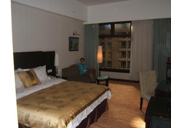 Lijiang Waterfall Hotel: Chambre 0906