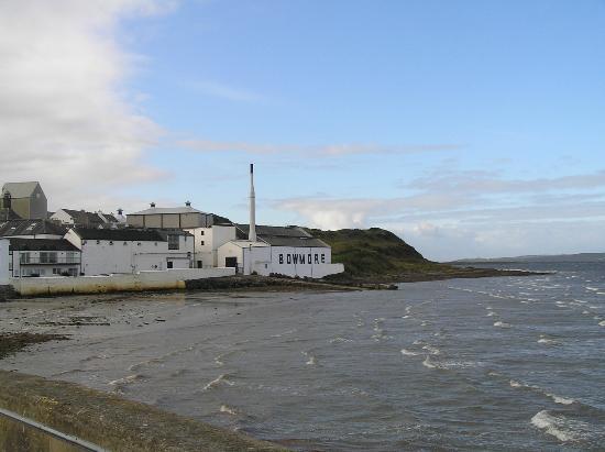 Bowmore Distillery: The No.1 Warehouse