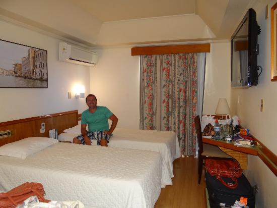 Hotel Bella Italia: quarto