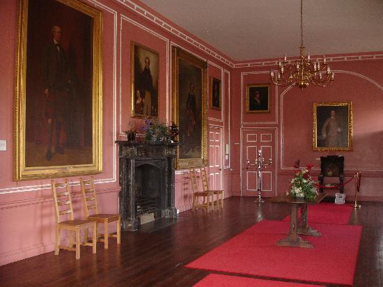 Moness Resort: Castle Menzies near Aberfeldy - the Great Hall
