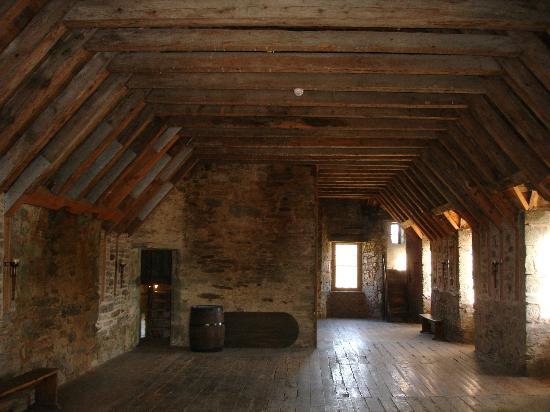Moness Resort: Inside Castle Menzies near Aberfeldy