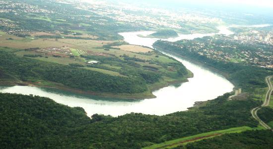 بيلا إيتاليا هوتل آند إيفينتس: vista aérea de foz 