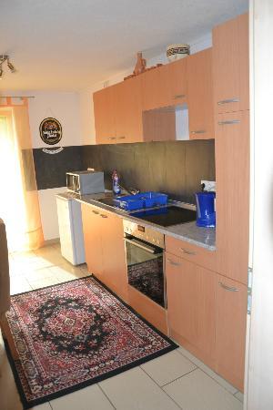 Ferienwohnung Mayer - Casa Patrizia : Kitchen