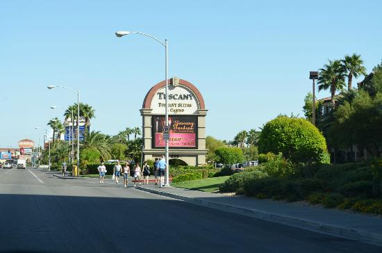 Tuscany Suites & Casino - Picture of Tuscany Suites ...