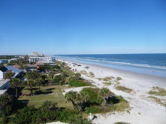 Best Western New Smyrna Beach Hotel & Suites : View from 507