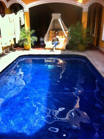 Casa del Agua: The nice and refreshing pool