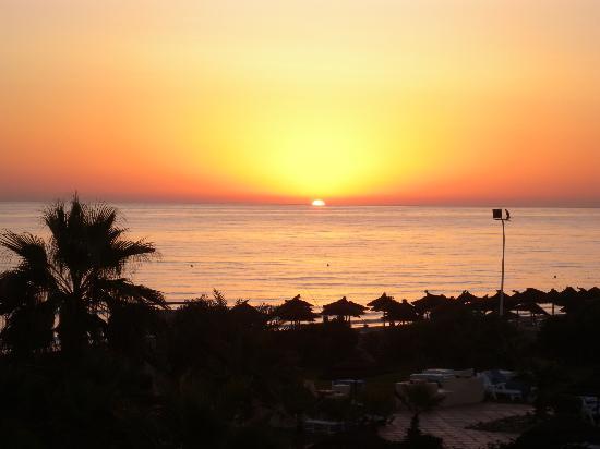 Djerba Mare: alba