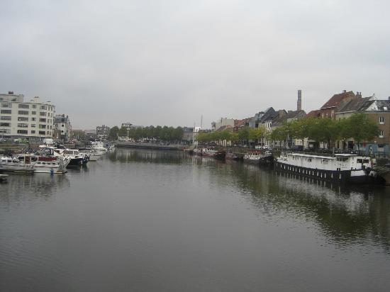 Hotel the Boatel: The Boatel depuis le pont