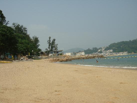 Cheung Chau B & B : cheung chau beach