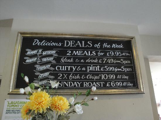 """The Boathouse: """"Deals of the Week"""", pub's captivating, delicious meal & drink suggestions"""