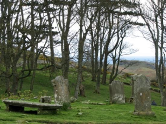 St Blane's Chapel: St Blanes Chapel, Isle of Bute