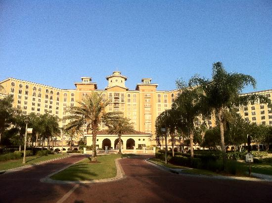 Rosen Shingle Creek: Rosen hotel