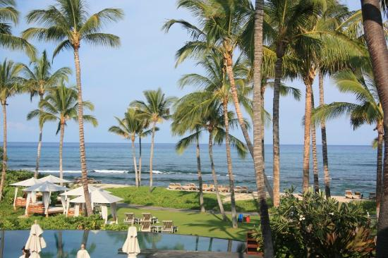 Four Seasons Resort Hualalai: View from Room