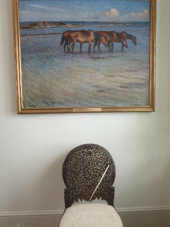 Galería Thiel: Thielska - collection