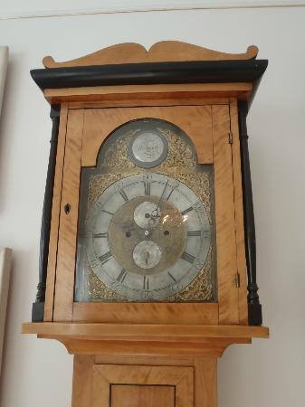 Thielska galleriet: Thielska - clock