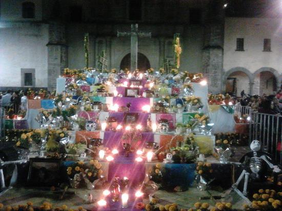 Мехико, Мексика: Despliege de Luz para los que nos Visitan