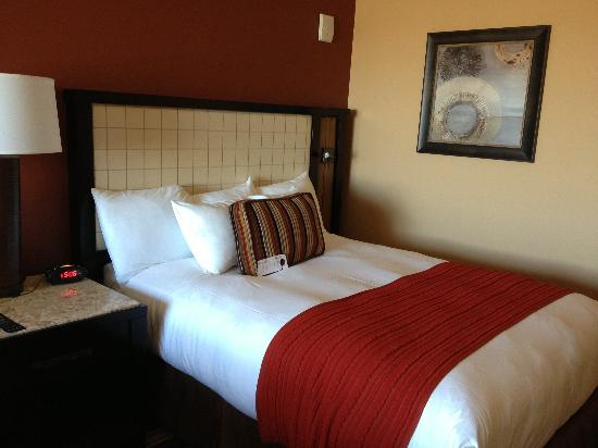 Overton Hotel and Conference Center : My bed