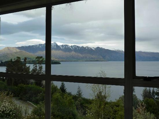 Mercure Resort Queenstown: View from our room