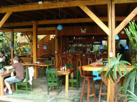 Hotel Banana Azul : Bar / Restaurant