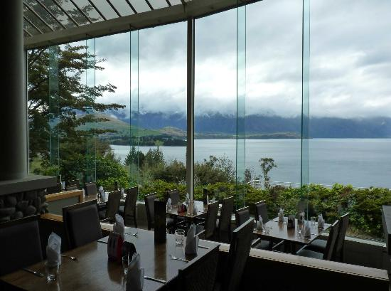 Mercure Resort Queenstown: Restaurant view