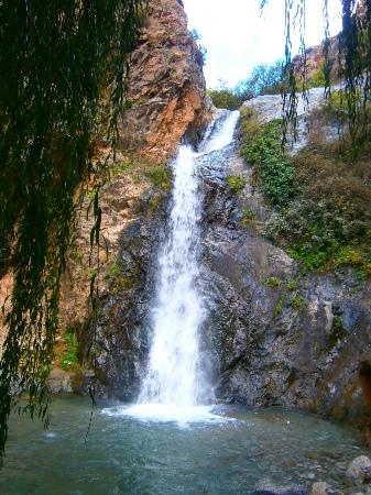 Ourika Valley Day Trips: la deuxieme cascade