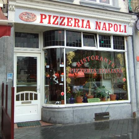 Pizzeria napoli maastricht restaurant reviews phone for Pizza pizzeria