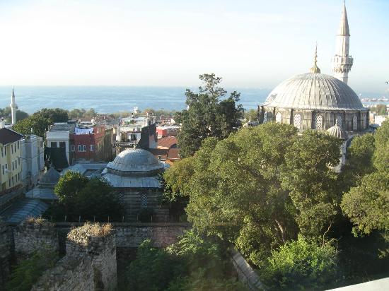 Ada Hotel Istanbul : Panorama