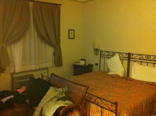 Borgo Grondaie: la camera