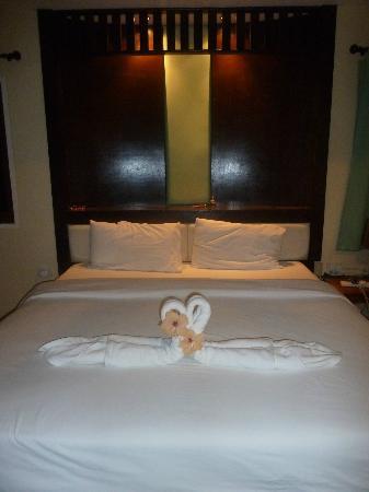 Samui Native Resort and Spa : bedroom