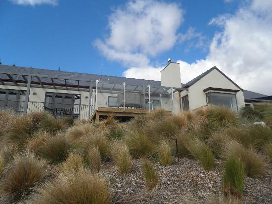 Websters on Wanaka Lodge: The lodge