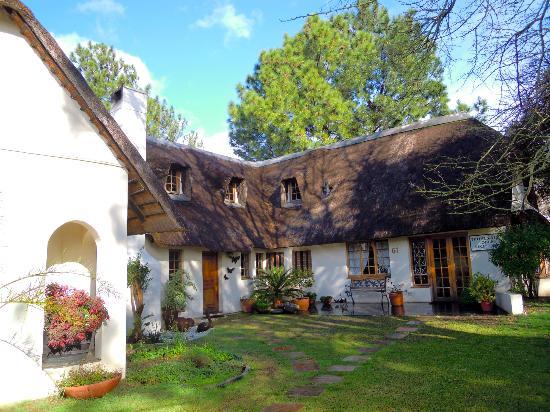 Buller's Rest Lodge: Lodge