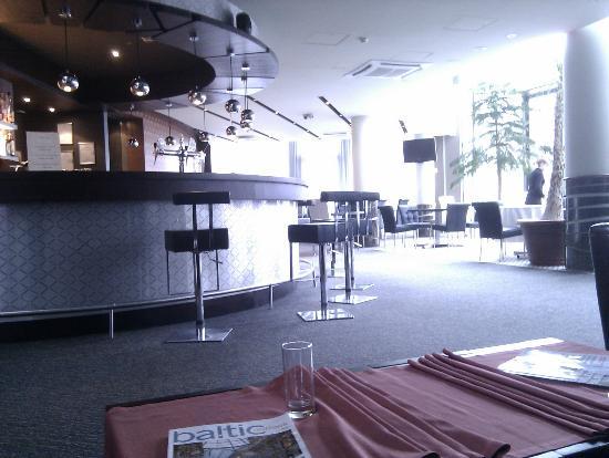 Rixwell Elefant Hotel: bar/ristorante