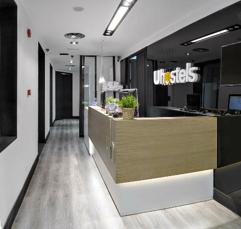 U hostel by safestay updated 2017 prices reviews for Oficinas chicas