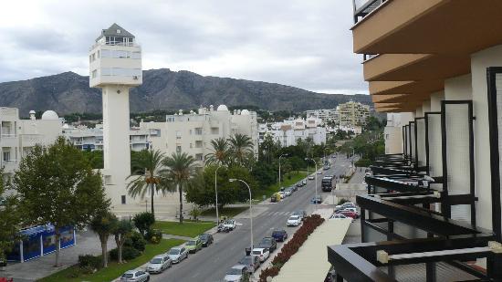 Hotel Riu Costa del Sol : View of patio design