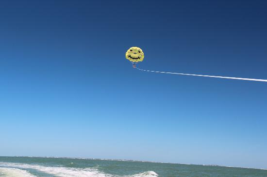 Paradise Parasail Inc Parasailing In Fort Myers Beach