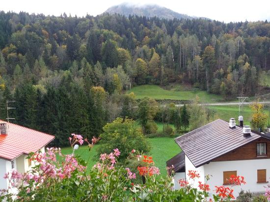 Albergo al Sole: View from the room