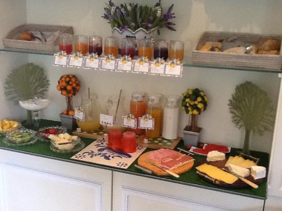The Charm of Cascais: Breakfast treats