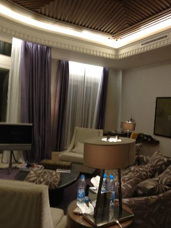 Le Gray Beirut: Another view of corner suite